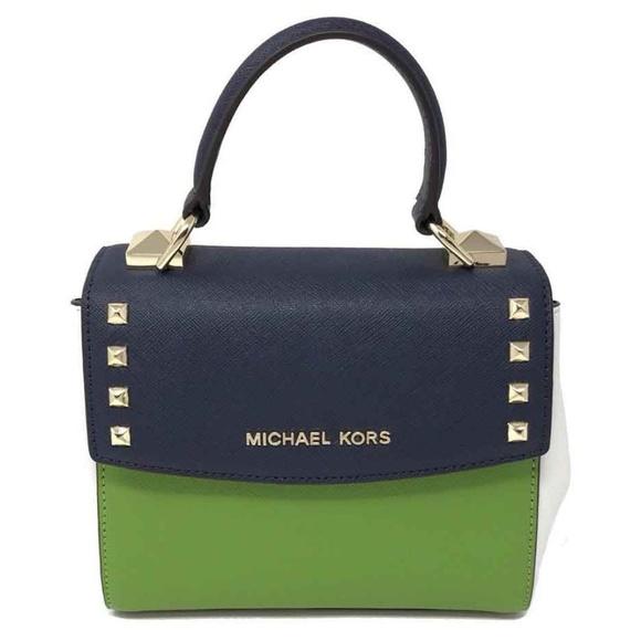2d7c75a422d3 Michael Kors Bags | Karla Mini Convertible Th Crossbody | Poshmark